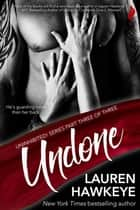 Undone ebook by