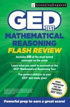 GED Test Mathematics Flash Review ebook by LearningExpress, LLC