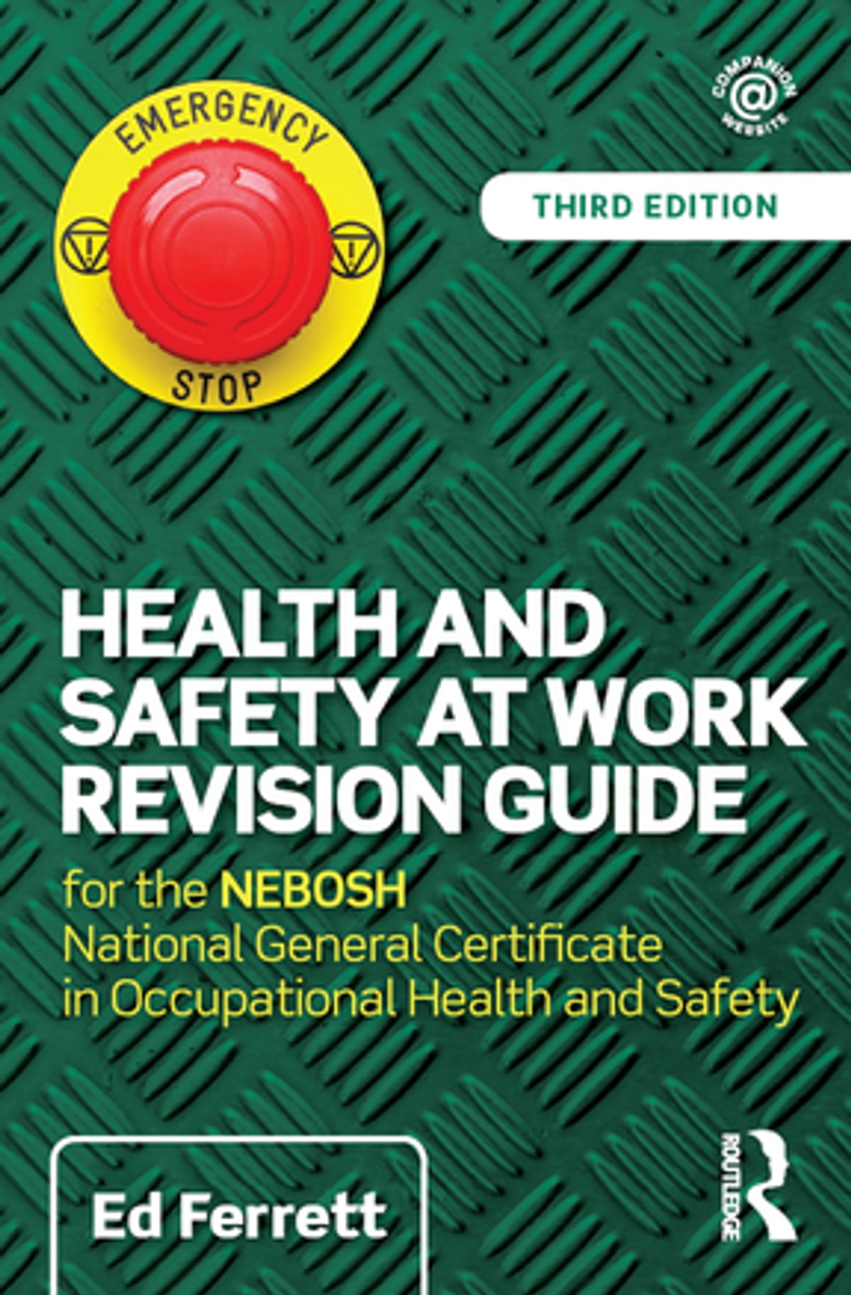 Health And Safety At Work Revision Guide EBook By Ed Dr Ferrett