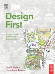 Design First ebook by David Walters,Linda Brown
