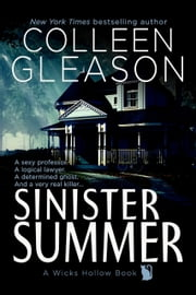 Sinister Summer ebook by Colleen Gleason