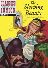 Sleeping Beauty - Classics Illustrated Junior #505 ebook by Grimm Brothers