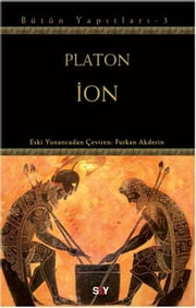 İon ebook by Furkan Akderin, Platon