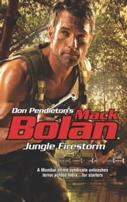 Jungle Firestorm ebook by Don Pendleton