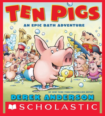 Ten Pigs ebook by Derek Anderson