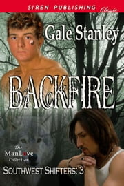 Backfire ebook by Gale Stanley