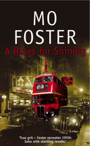 A Blues for Shindig ebook by Mo Foster