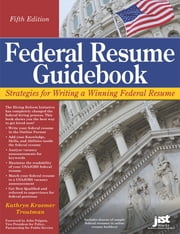 Federal Resume Guidebook ebook by Kobo.Web.Store.Products.Fields.ContributorFieldViewModel