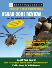 ASVAB: Core Review ebook by Editors of LearningExpress LLC