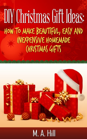 Easy Homemade Christmas Gifts.Diy Christmas Gift Ideas How To Make Beautiful Easy And Inexpensive Homemade Christmas Gifts