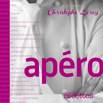 Apéro ebook by Christophe Leroy