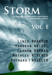 STORM Volume I ebook by Linzé Brandon,Vanessa Wright,Carmen Botman,Natalie Rivener,Richard T Wheeler