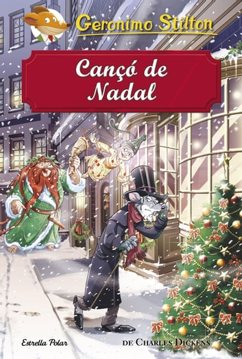 Cançó de Nadal ebook by Geronimo Stilton