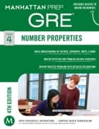 GRE Number Properties ebook by Manhattan Prep