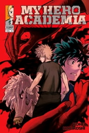 My Hero Academia, Vol. 10 - All for One ebook by Kohei Horikoshi