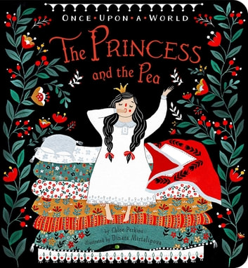 The Princess and the Pea ebook by Chloe Perkins