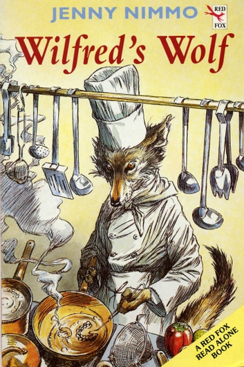 Wilfred's Wolf ebook by Jenny Millward