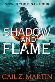 Shadow and Flame ebook by Gail Z. Martin