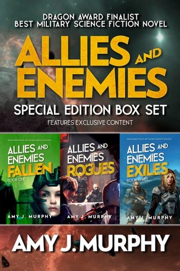 Allies and Enemies Special Edition Box Set ebook by Amy J. Murphy