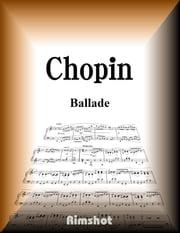 Chopin Ballade - for Piano Solo ebook by Kobo.Web.Store.Products.Fields.ContributorFieldViewModel