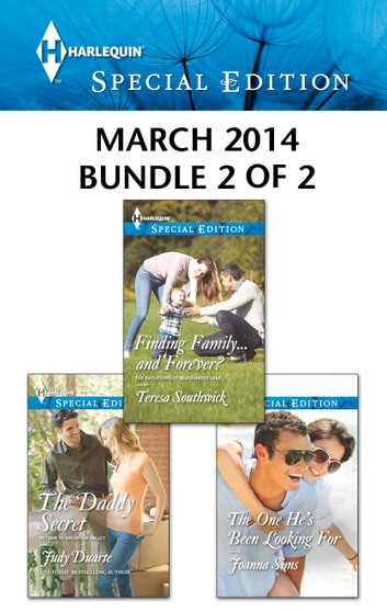 Harlequin Special Edition March 2014 - Bundle 2 of 2 - An Anthology ebook by Judy Duarte,Teresa Southwick,Joanna Sims
