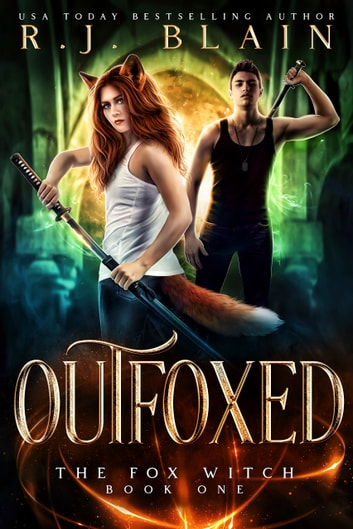 Outfoxed ebook by R.J. Blain