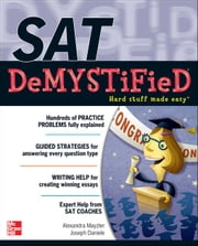 SAT DeMYSTiFieD ebook by Mayzler, Alexandra