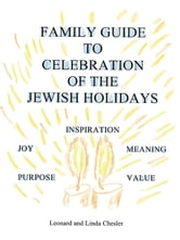 Family Guide To Celebration Of The Jewish Holidays ebook by Leonard; Linda Chesler