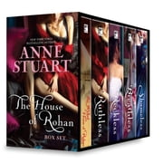Anne Stuart The House of Rohan Box Set - The Wicked House of Rohan\Ruthless\Reckless\Breathless\Shameless ebook by Anne Stuart