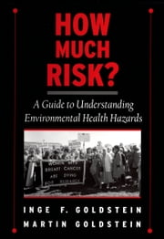 How Much Risk?: A Guide to Understanding Environmental Health Hazards ebook by Inge F. Goldstein,Martin Goldstein