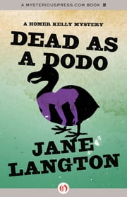 Dead as a Dodo ebook by Jane Langton
