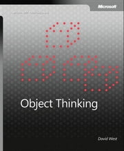 Object Thinking ebook by David West