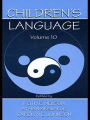 Children's Language ebook by Nelson, Keith E.