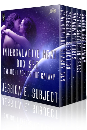 Intergalactic Heat Box Set ebook by Jessica E. Subject
