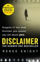Disclaimer - The addictive Sunday Times No.1 bestseller ebook by