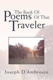 The Book Of Poems Of That Traveler ebook by Joseph D'Ambrosio