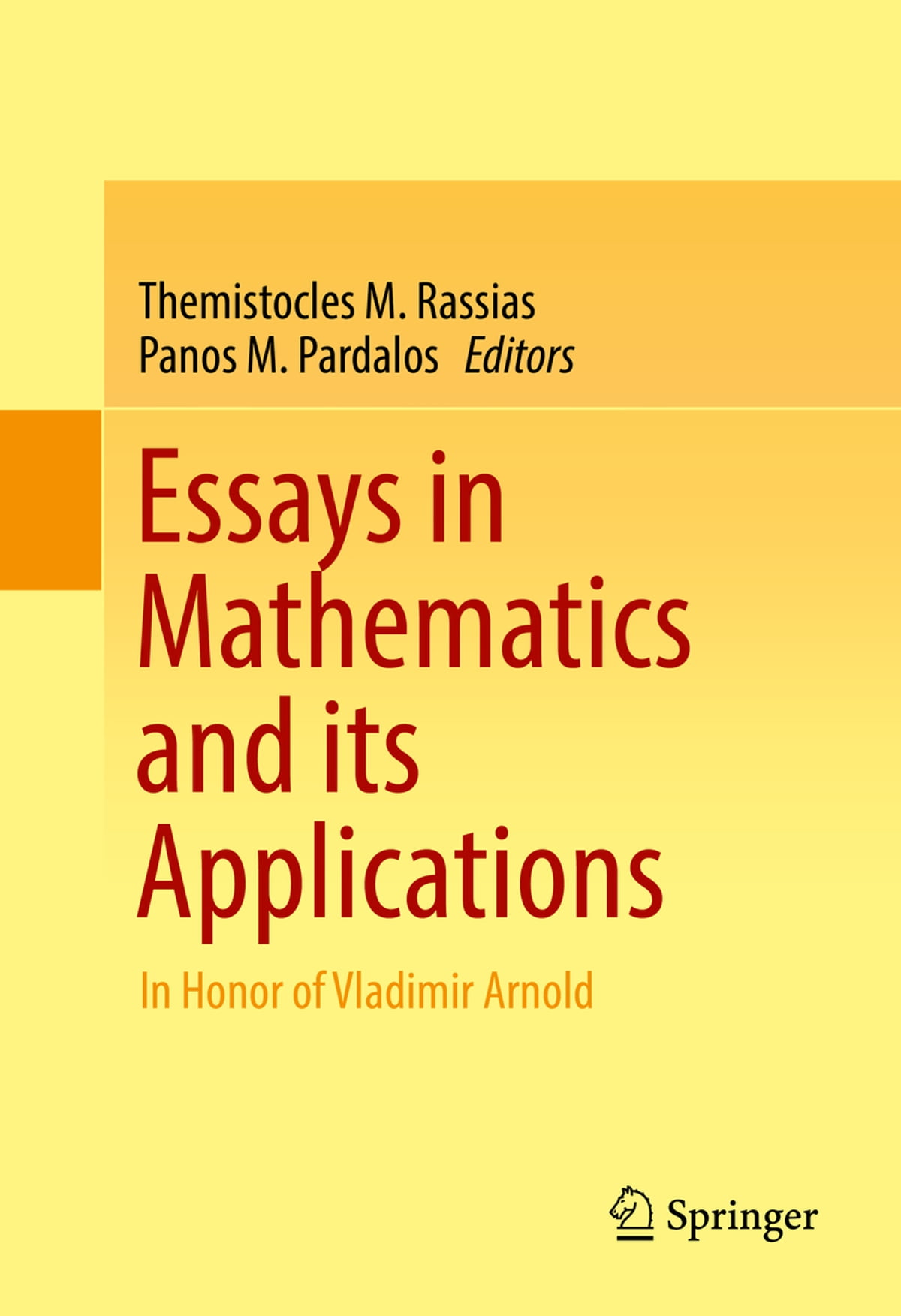 Essays in mathematics and its applications ebook by essays in mathematics and its applications ebook by 9783319313382 rakuten kobo fandeluxe Choice Image