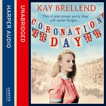 Coronation Day audiobook by Kay Brellend