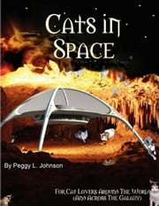 Cats in Space ebook by Peggy Johnson