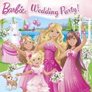 Wedding Party! (Barbie) ebook by Mary Man-Kong,Kellee Riley