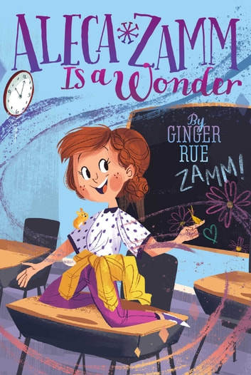 Aleca Zamm Is a Wonder ebook by Ginger Rue