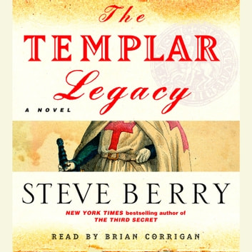 The Templar Legacy - A Novel audiobook by Steve Berry