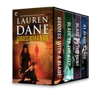 Goddess with a Blade Series Books 1-4 - Blade to the Keep\Blade on the Hunt\At Blade's Edge ebook by Lauren Dane