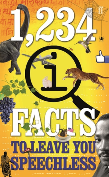 1,234 QI Facts to Leave You Speechless ebook by John Lloyd,John Mitchinson,James Harkin
