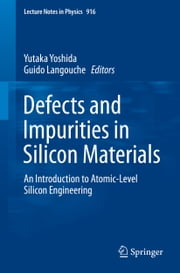 Defects and Impurities in Silicon Materials - An Introduction to Atomic-Level Silicon Engineering ebook by Yutaka Yoshida,Guido Langouche