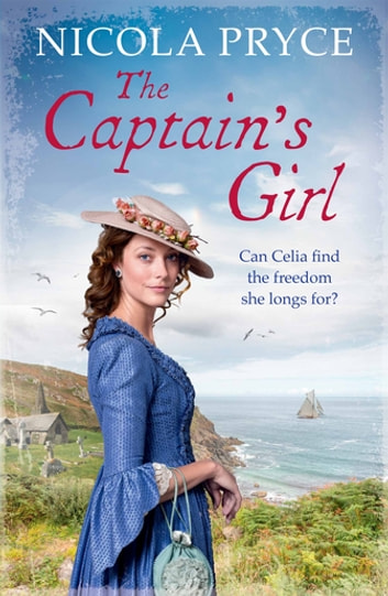 The Captain's Girl ebook by Nicola Pryce