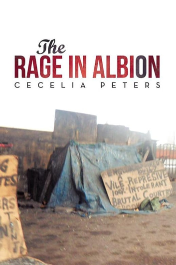 The Rage in Albion ebook by Cecelia Peters