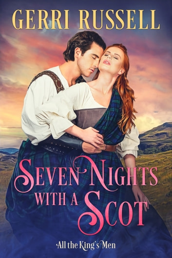 Seven Nights with a Scot ebook by Gerri Russell