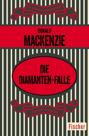 Die Diamanten-Falle ebook by Donald MacKenzie