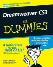 Dreamweaver CS3 For Dummies ebook by Janine Warner